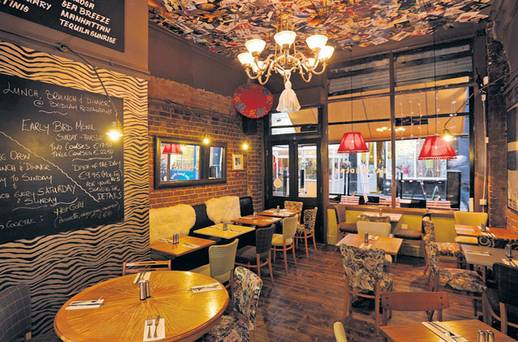 Restaurants In London In