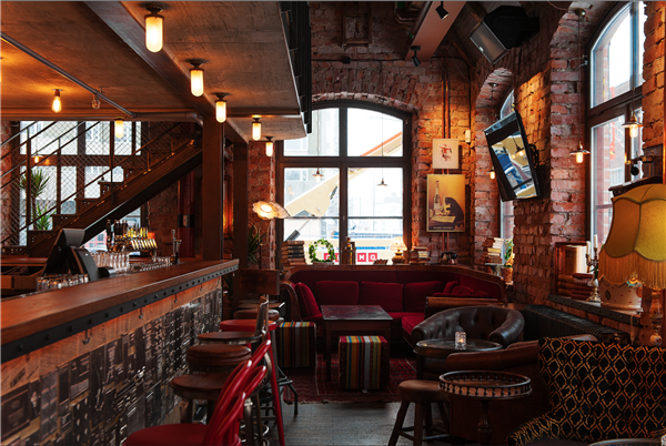 The public grill bar sundbyberg sweden
