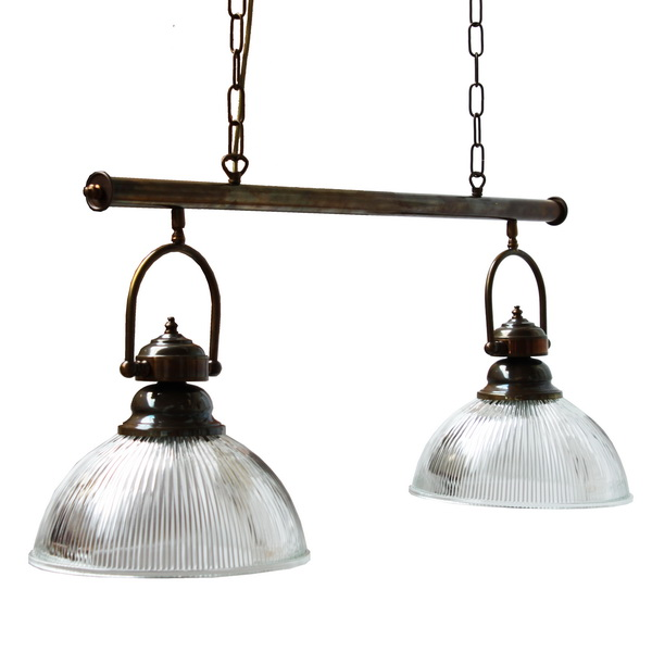 FALTAGH HOLOPHANE ISLAND PENDANT LIGHT