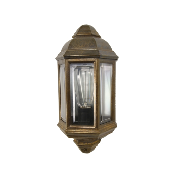 Brent Traditional Exterior Wall Light Image