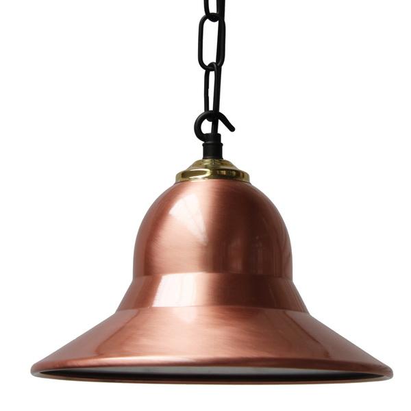 Copper & Brass Factory Pendant Image