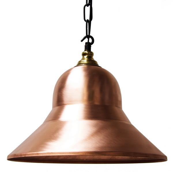 Crailing Copper Pendant Light Image