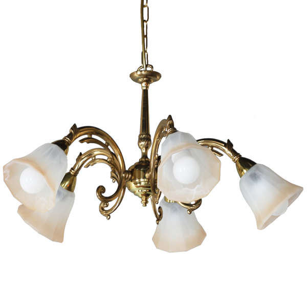 Edenmore 5 Arm Living Room Chandelier Image