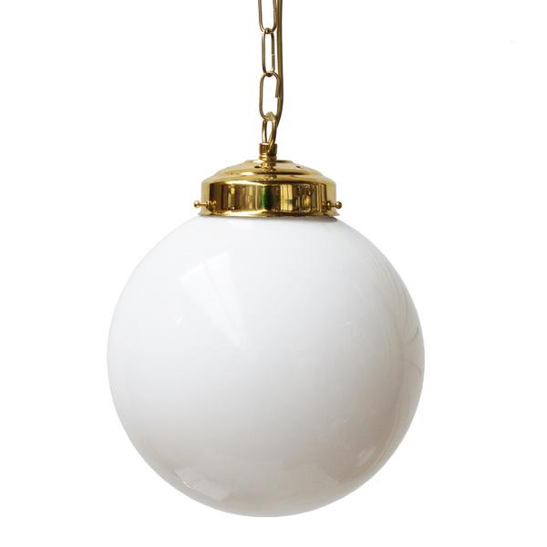 Globe Pendant Light 250mm Image