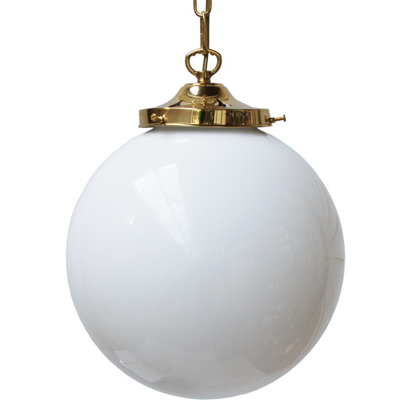 Globe Pendant Light 300mm Image