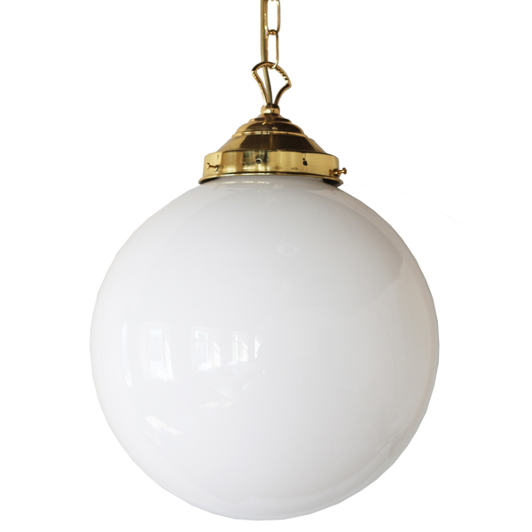 Globe Pendant Light 400mm Image