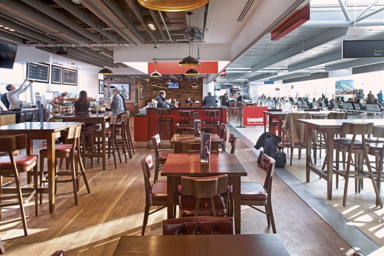 Irish bar restaurant lighting projects