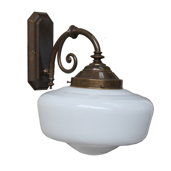 Schoolhouse Wall Light Image
