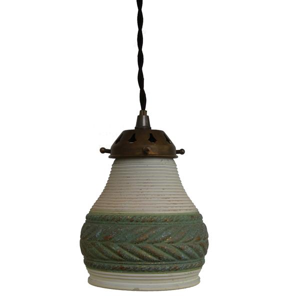 Slane Cream Cermanic Bell Light Image
