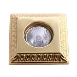 """""""With a versatile design, the Vaduz Decorative Recessed Spot Light could be aimed both at objects and vertical surfaces."""""""