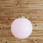 """With a refreshing design, the Yerevan Globe Pendant Light 25 cm will update your contemporary or modern décor."""