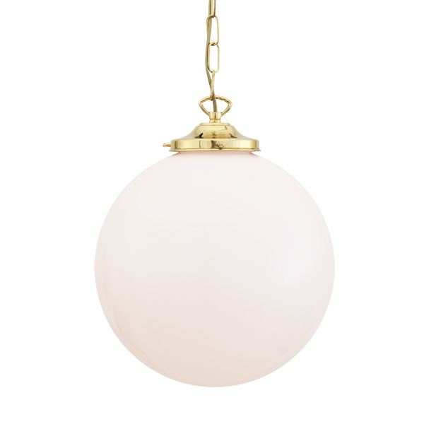 """With a refreshing design, the Yerevan Globe Pendant Light 30 cm will update your contemporary or modern décor."""