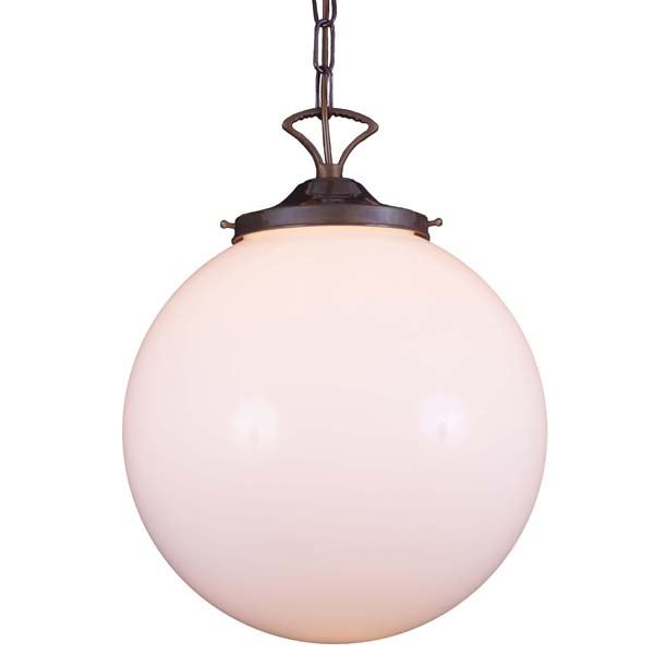 """With a refreshing design, the Yerevan Globe Pendant Light 35 cm will update your contemporary or modern décor."""
