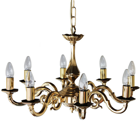 """""""Manufactured in Ireland, this quality solid brass decorative fitting is perfect for any traditional style setting."""""""