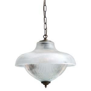 """With its beautiful, yet simple design, the Essence Double Prismatic Pendant has the style to complement any space."""