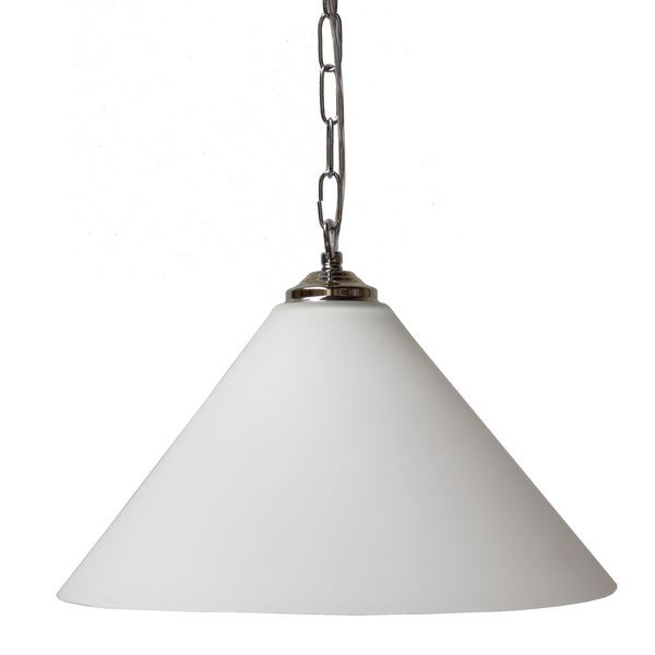 """Traditionally inspired with a modern twist, the Kabul 35cm Coolie Pendant Light will complement any modern decor."""