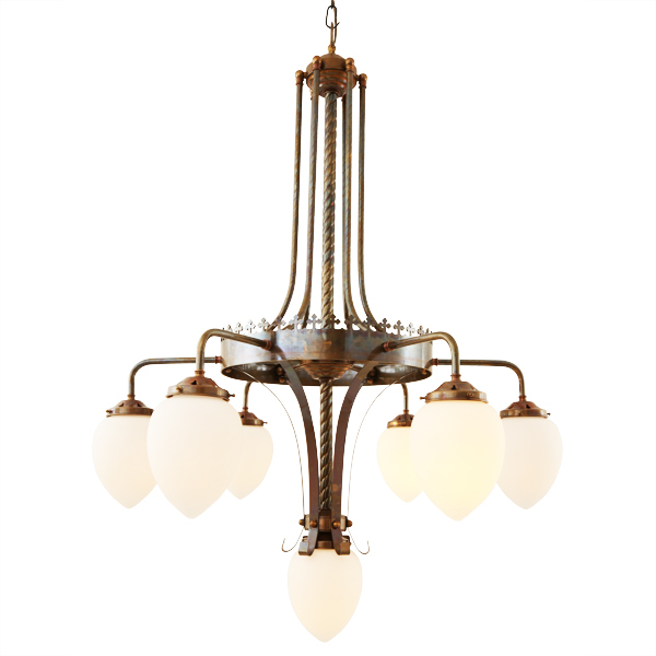 Killarney 5 arm large ornate chandelier contemporary chandelier by this quality large ornate brass traditional fitting comes complete with large aloadofball Gallery